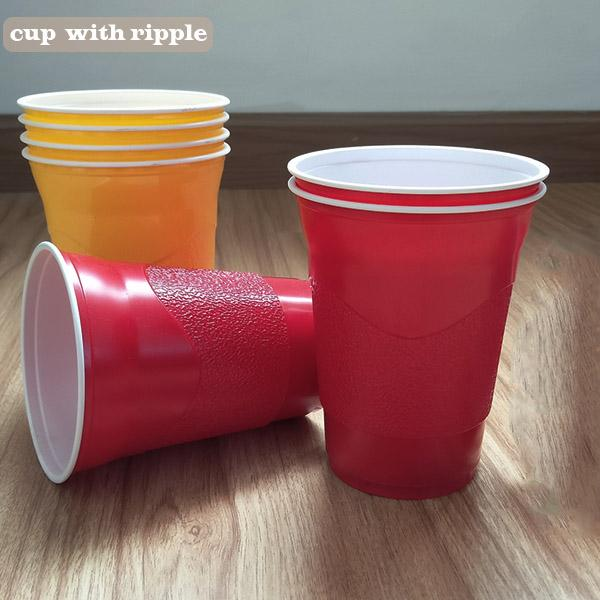 Wholesale 16oz Solo Cup with Ripple