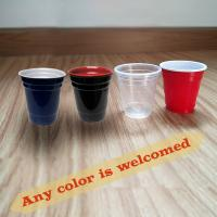 Various Customized Color for Beer Pong Cups