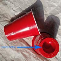 American Party Cups with Concave Bottom(Cup in Cup)