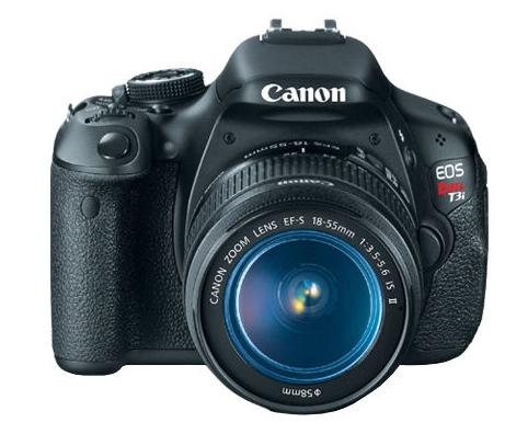 Canon EOS 5D Mark III Full Frame Digital SLR Camera with EF 24-105mm IS Lens