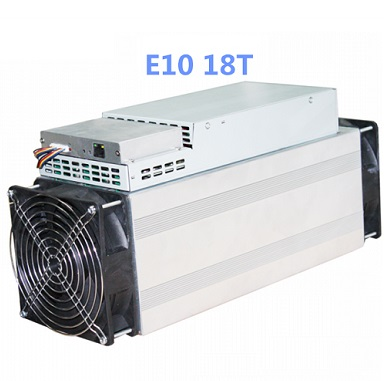 New Bitcoin miner Ebit E10 18 TH/s, PSU Included