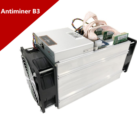 Bitmain Antminer B3 780H/S for BTM 360W