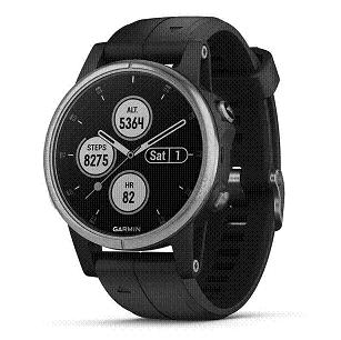 Garmin Fenix 5X Plus eng-sl 51mm Sapphire Multisport GPS Sport Watch Heart Rate Music Player Smart Watch - Black