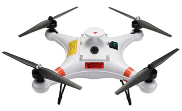 IDFTECH POSEIDON - PRO Upgraded RC Fishing Drone - RTF - White
