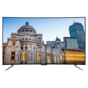 Panasonic VIERA TX-55CR430B 55 Inch Ultra HD 4K Curved Smart 3D LED TV WiFi