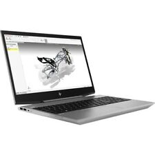 HP ZBook 15v G5 15.6 Touchscreen Mobile Workstation - 1920 x 1080 - Core i7 16GB 256GB