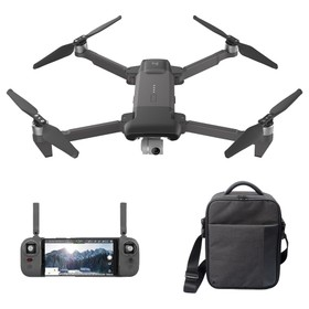 Xiaomi FIMI X8 SE Voyage Version 4K 5KM FPV Foldable GPS RC Drone With 3-axis Gimbal 33mins Flight Time RTF Black - Two Batteries With Bag