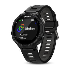 Garmin Forerunner 735XT GPS+GLONASS Watch Muti-Sports Wristwatch 5ATM Heart Rate Sleep Monitor Map Smart Notification For Running Cycling Swim Training Tracking