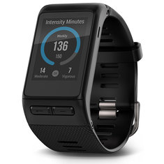 Garmin vívoactive HR Touchscreen GPS Smart Watch with Wrist-based Heart Rate 5 ATM Black