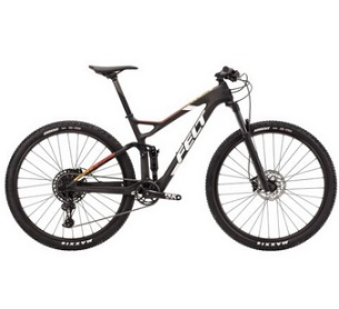 2019 Felt Edict 5 Carbon Full Suspension MTB Bike Sram Eagle NX 12-Speed 20\