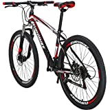 Eurobike Mountain Bike TSM X1 Bicycle 27.5 Inch Dual Disc Brake Bike