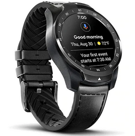 TicWatch Pro 2020 Global Version Smartwatch GPS Waterproof Fitness Tracker for Android and iOS