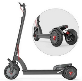 Magnesium Alloy material 3 wheels foldable electric scooter with seat