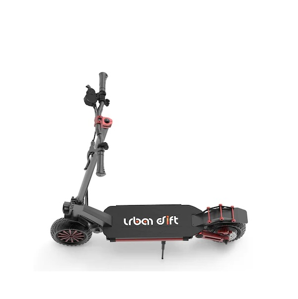 Urban Drift Gobi S Off Road Electric Scooter 1600w Dual Motor Dual Suspension Fat Tire with Hydraulic Disc Brake