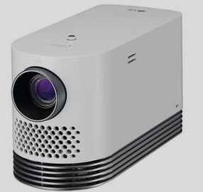 LG HF80JA Laser Smart Home Theater Projector FullHD 1920x1080 2000Ansi White