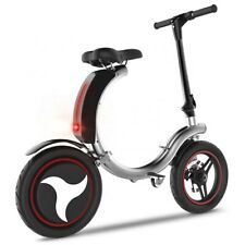 Electric Scooter New C2 Model Foldable 350W 14in with seat