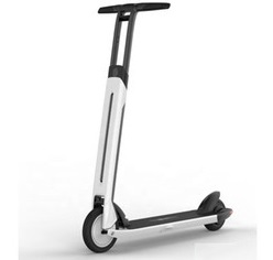 Ninebot Air T15 Adult Electric Scooter 2000W Motor Bike With Seat With Battery Charger & Brake