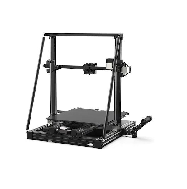 Creality CR-6 Max 4.3 inch Touch 400 * 400 * 400mm FDM 3D Printer - Black