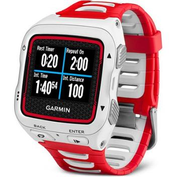 GARMIN Forerunner 920XT GPS Smart Watch Heart Rate Monitor Sports Tracker 50M Water Resistance - RED